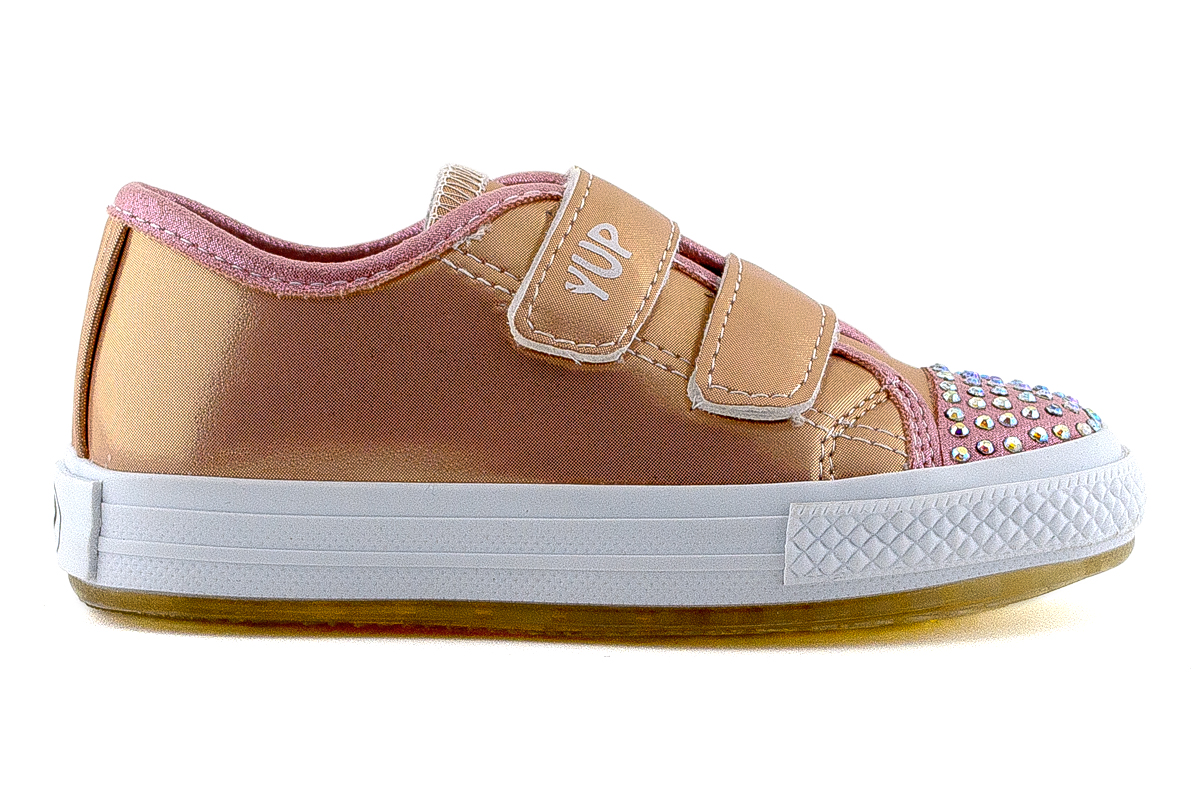 YUP ΠΑΙΔΙΚΑ SNEAKERS PINK