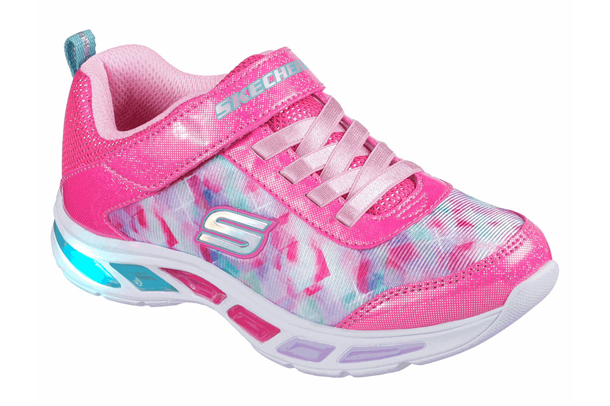 SKECHERS 10921N S LIGHTS PINK