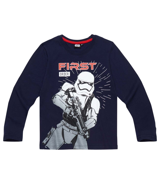 Παιδικά ρούχα για αγόρια -ΠΑΙΔΙΚΗ ΜΠΛΟΥΖΑ STAR WARS PACIFIC ... 1ffe76c42fb