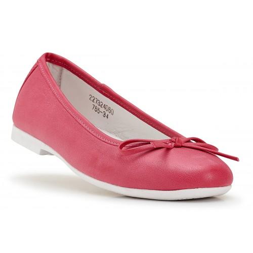 e72b6ffc402 Μπαρέτες/Μπαλαρίνες - Παπούτσια - Κορίτσι - FUCHSIA - Crocodilino.com
