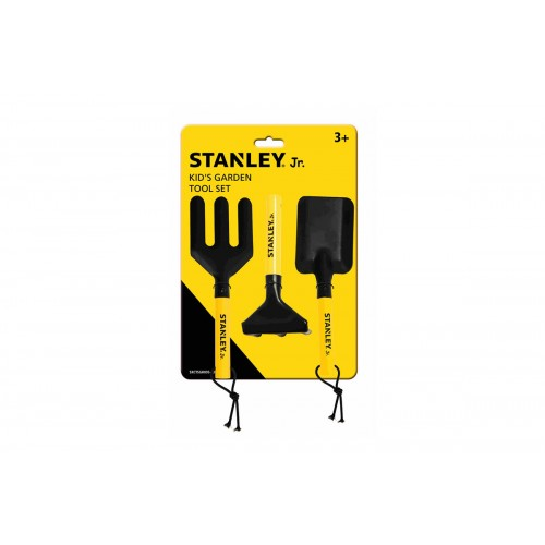 Stanley Jr Σετ εργαλείων κήπου χειρός 3 τεμαχίων S