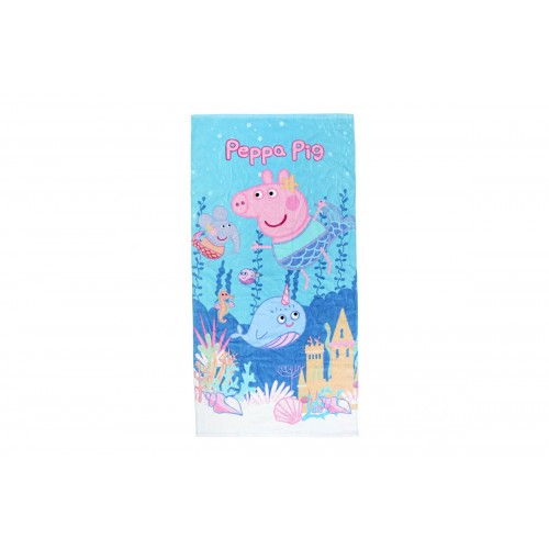 ΠΑΙΔΙΚΗ ΠΕΤΣΈΤΑ ΘΑΛΑΣΣΗΣ  Peppa Pig  5495 Διαστ.70x140