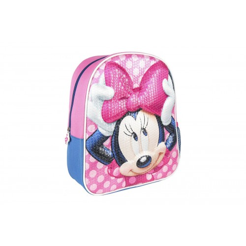 MINNIE MOUSE ΠΑΙΔΙΚΟ ΣΑΚΙΔΙΟ 3D 2100002967