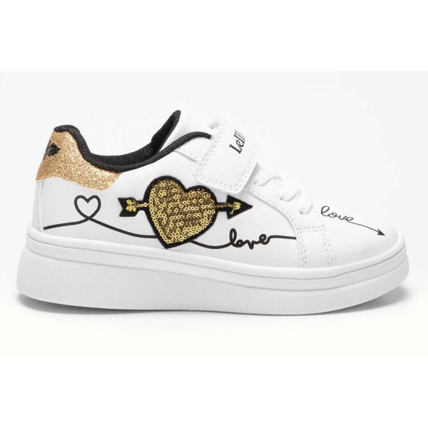 ΠΑΙΔΙΚΑ  SNEAKERS LELLI KELLY AA01 BIANCO