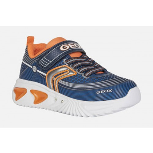 ΠΑΙΔΙΚΑ SNEAKERS GEOX J ASSISTER BOY