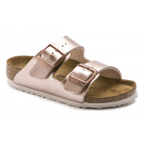 BIRKENSTOCK ARIZONA ELECTRIC METALLIC