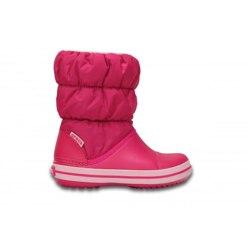 ΠΑΙΔΙΚΑ CROCS Winter Puff boot kids 14613-6x0