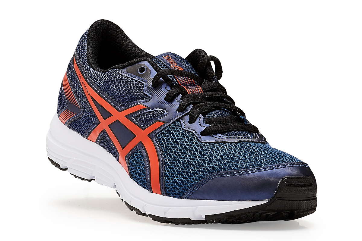 ASICS GEL ZARACA 5 GS NAVY